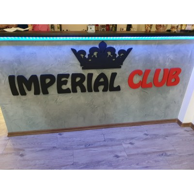3D Logo IMPERIAL