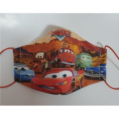 Ochranné rúška  detské CARS
