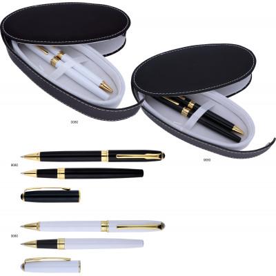 Sada kovové guľôčkové pero...