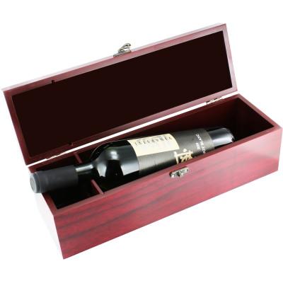 Drevená krabica Vinný Box