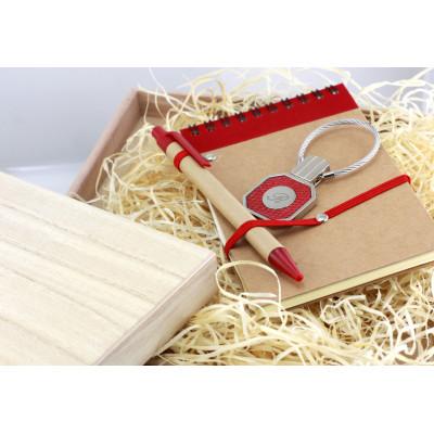 Drevená darčeková krabička
