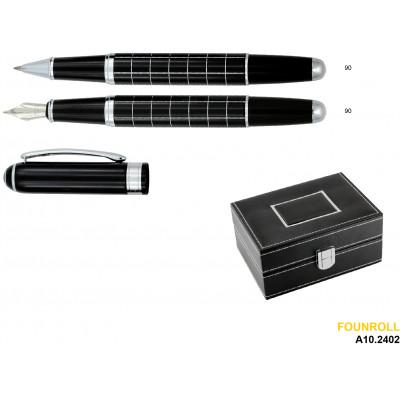Luxusné kovové guľôčkové pero