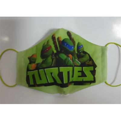 Ochranné rúška  detské TURTLES
