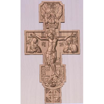 Drevený kríž