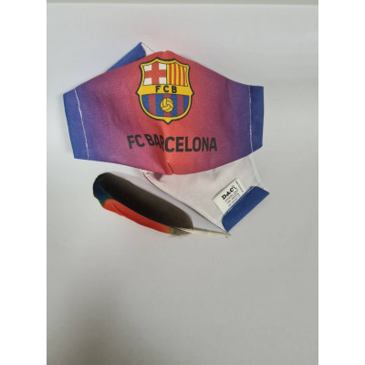 Ochranné rúška FC Barcelona