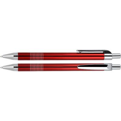 Hliníkové guľôčkové pero