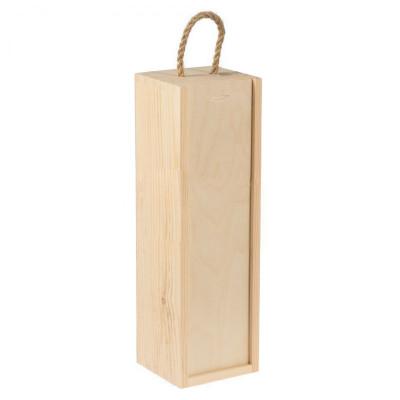 Drevená krabica na víno