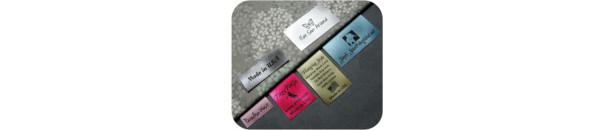 Textilné našívacie etikety